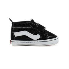 Vans Sk8-Hi Crib baby schoenen zwart