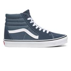 Vans SK8-Hi Mirage Blue True White heren sneakers blauw