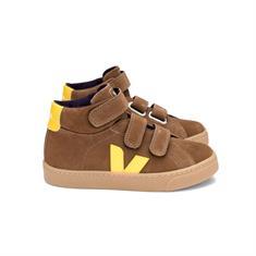 Veja Esplar Mid junior schoenen bruin