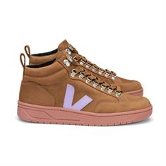 Veja Roraima dames sneakers cognac