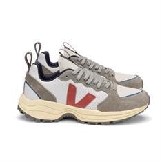 Veja Venturi dames sneakers midden grijs