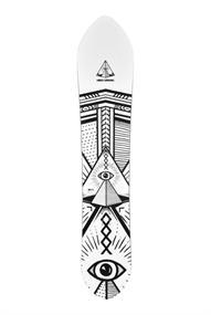 Vimana Heka X Astro freeride heren snowboard wit
