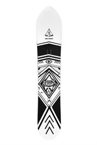 Vimana Heka X Vega freeride heren snowboard wit