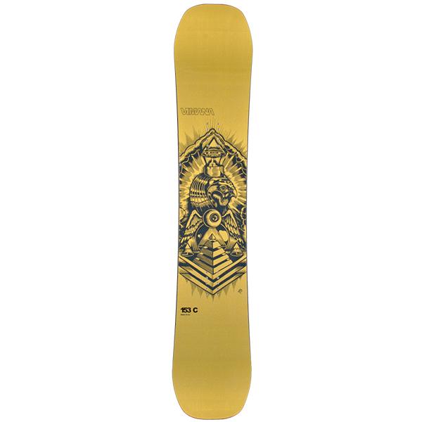 Vimana Pharomana freestyle heren snowboard zwart