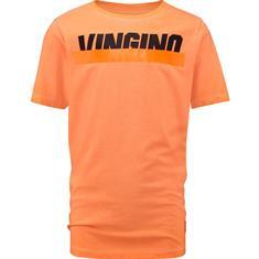 Vingino Hixx jongens shirt oranje
