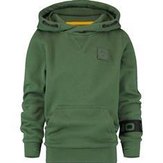 Vingino Nabih jongens casual sweater groen
