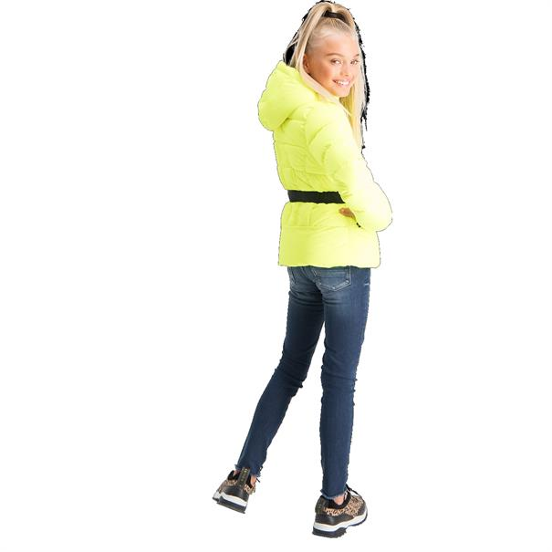 Vingino Taila meisjes ski/snowboard jas geel