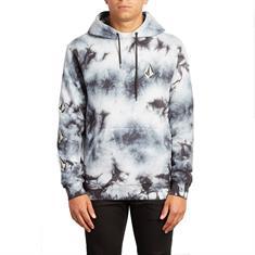 Volcom Deadly Stones heren sweater midden grijs