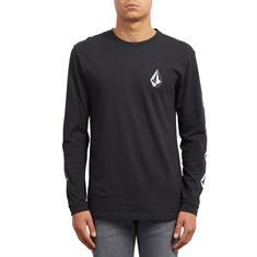 Volcom Deadly stones ls heren sweater zwart