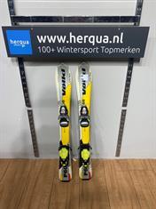 Volkl 68-291 P60 kinder ski gebruikt rood