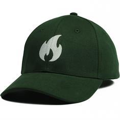Vuur Family Baseball Cap caps groen