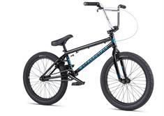 Wethepeople 20 CRS 20.5 Inch bmx fiets zwart