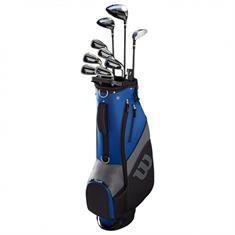 Wilson 1200TPX Steel 157562 golfset midden grijs