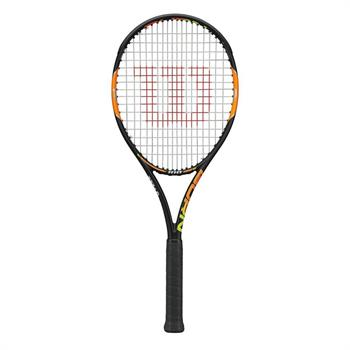 Wilson Burn 100 Allround tennisracket ZWART