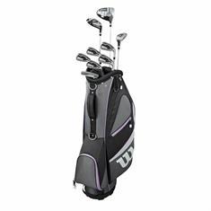 Wilson Graphite Dame WGG 157 594 dames golfset rechtshandig zwart