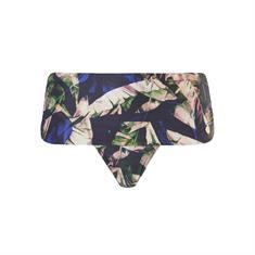 Wow 20044.334 bikini slip zwart dessin
