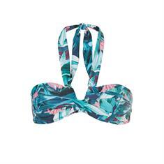 Wow 20045.2017 bikini top blauw dessin