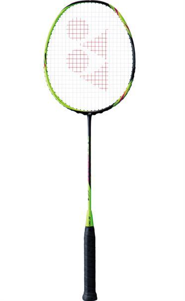 Yonex Astrox 6 badmintonracket lemon