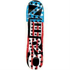 Zero American Punk 8.25 skateboard zwart