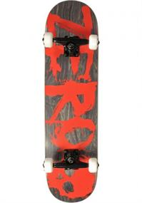 Zero Zero Blood 7.75 skateboard complete zwart