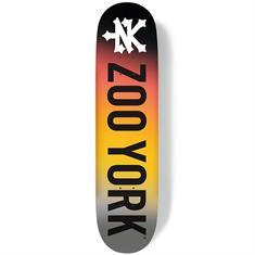 Zoo York Gradient Incentive 8.25 skateboard zwart