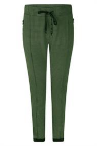 Zoso Denise dames broek groen