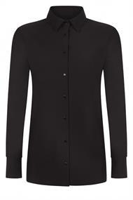 Zoso Linda dames blouse zwart