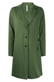 Zoso Madeline vest dames groen